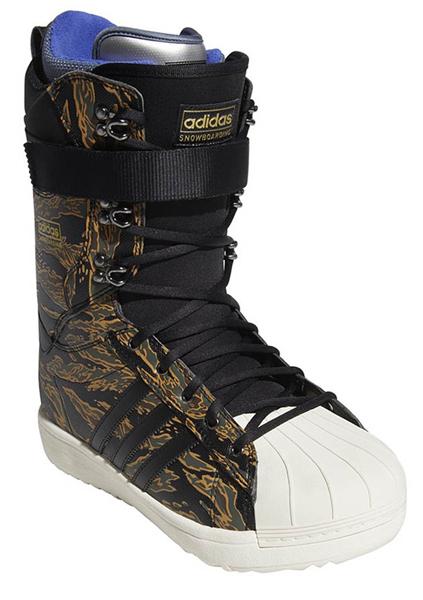 Adidas Superstar ADV Snowboard Boots 2020 BlackCargo