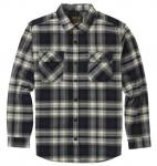 Burton Brighton Tech Flannel Shirt - Black