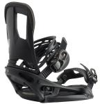 Burton Cartel EST Snowboard Bindings 2020 - Black