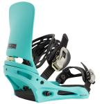 Burton Cartel Snowboard Bindings 2021 - Glacier Green