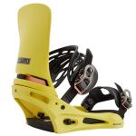 Burton Cartel X Snowboard Bindings 2021 - Yellow