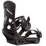 Burton Mission Snowboard Bindings 2021 - Black