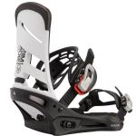 Burton Mission Snowboard Bindings 2021 - White/Black