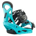 Burton Youth Smalls Bindings 2020 - Surf Blue