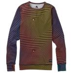 Burton Women's Midweight Crew - Gradient Spun Out