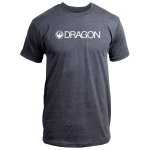Dragon Trademark 2 T - Charcoal Heather