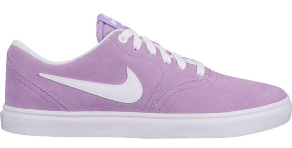 Nike SB Check Solar Women's Shoe - Violet