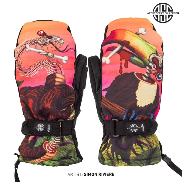 POW Handicrafter Mitt - Jungle