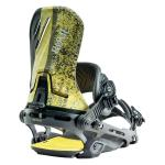 Rome D.O.D. Snowboard Bindings 2020 - Yellow Grit