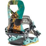 Rome Vice Snowboard Bindings 2020 - Party Time