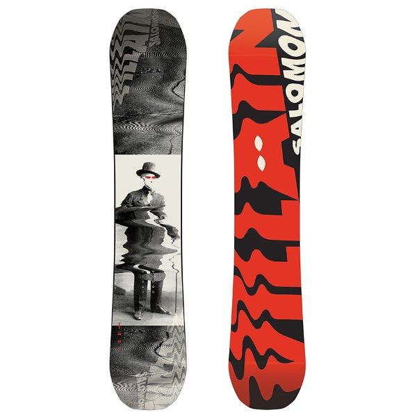 Salomon The Villain Snowboard 2019