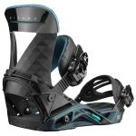 Salomon Women's Mirage Snowboard Bindings 2019 - Black/Teal