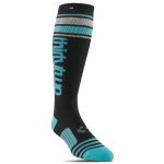 Thirtytwo Women's Stripe Graphic Sock - Black