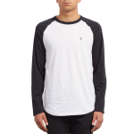 Volcom Pen Basic LS T-Shirt - Black