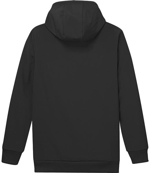 949698dc3eda Adidas Team Tech Hoodie - Black White