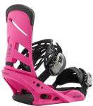 Burton Mission Snowboard Bindings 2019 - Pink