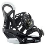 Burton Smalls Youth Snowboard Bindings 2019 - Black