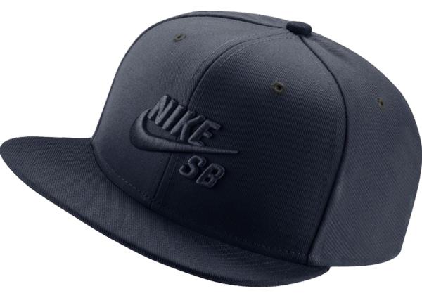 f366fcd3192c Nike SB Icon Pro Cap - Obsidian