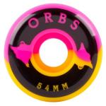 Orbs Specters Wheels - Pink/Yellow 54mm