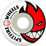 Spitfire Bighead Wheels - White 52MM