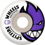 Spitfire Bighead Wheels - White 54MM