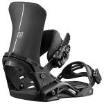 Salomon District Snowboard Bindings 2019 - Black