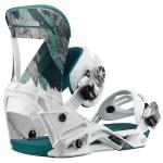 Salomon Women's Mirage Snowboard Bindings 2019 - White