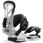 Union Flite Pro Snowboard Bindings 2019 - White