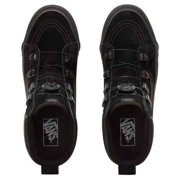 449b2c53d7a Vans Sk8 Hi MTE Boa Shoe - Black