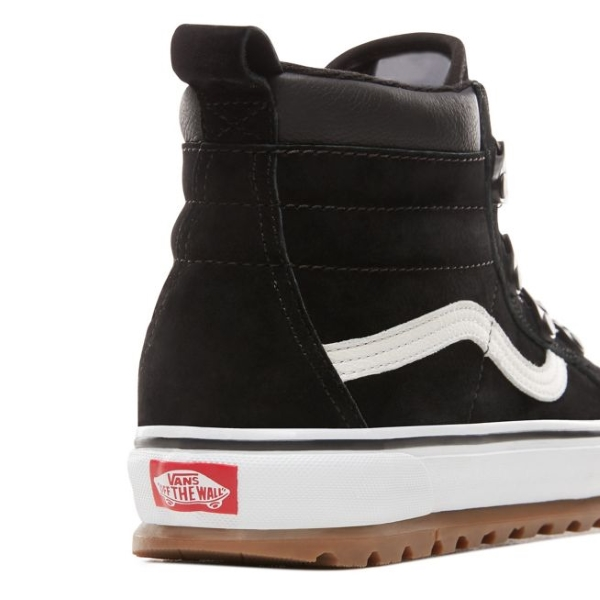 c0c010684ca5 Vans Sk8 Hi MTE Boa Shoe - Black White