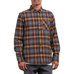 Volcom Caden Plaid LS Shirt