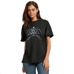 Volcom Women's Stone Splif T-Shirt - Black