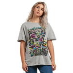 Volcom Women's Stone Splif T-Shirt - Heather Grey