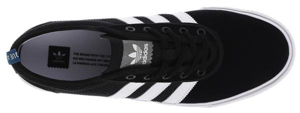 adidas dga - nero / bianco / grigio con scarpa