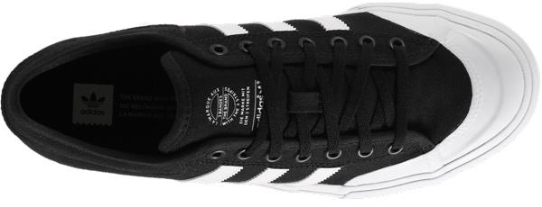fc9642fdc9d Adidas Matchcourt Skate Shoe - Black White. Click ...