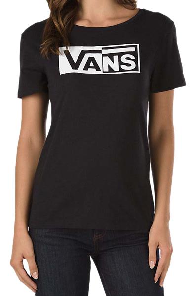6ca89adcb4 Vans Women s Half Blast Crew T-Shirt